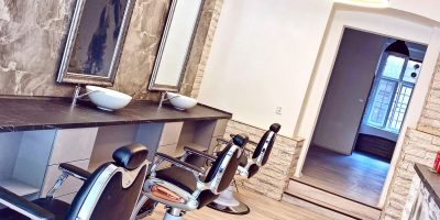 Syndicate Barbershop Praha
