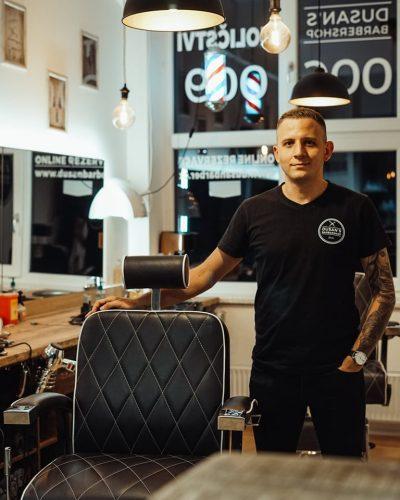 Dušan Barber Shop
