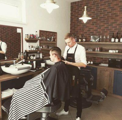 Gallant Barber Shop Hustopeče