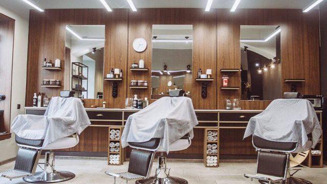 Gentleman Store Barbershop Praha