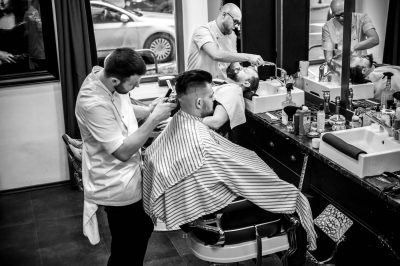 Seladon Barbers Club
