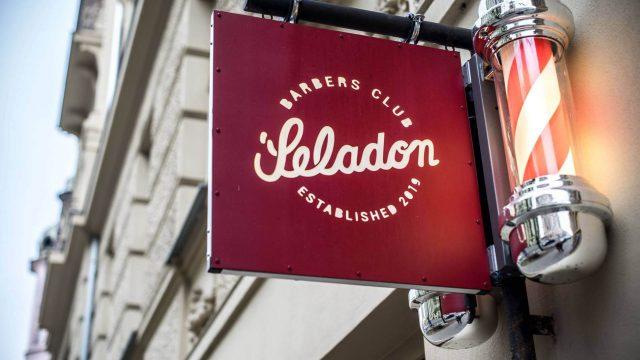 Seladon Barbers Club Brno
