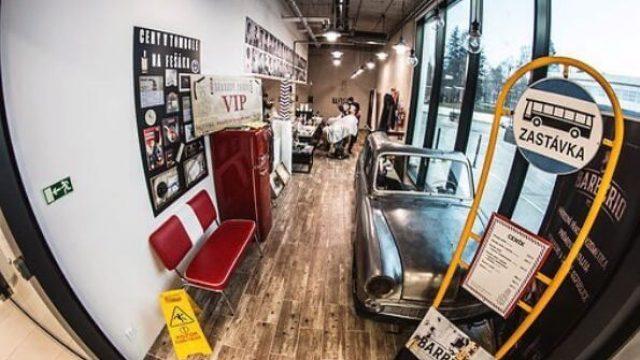 Na Fešáka Barber Shop Zlín