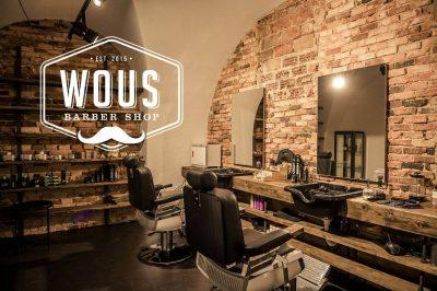Wous Barber Shop České Budějovice